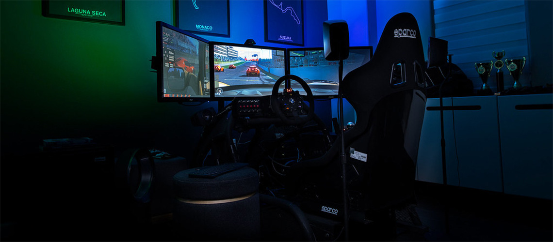 Best Racing Simulator Cockpit Setup