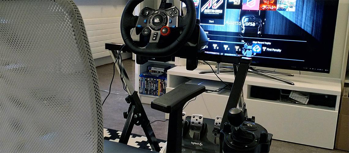 Best Racing Simulator Wheel Stand