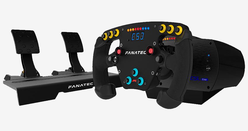 Fanatec CSL Set PS4