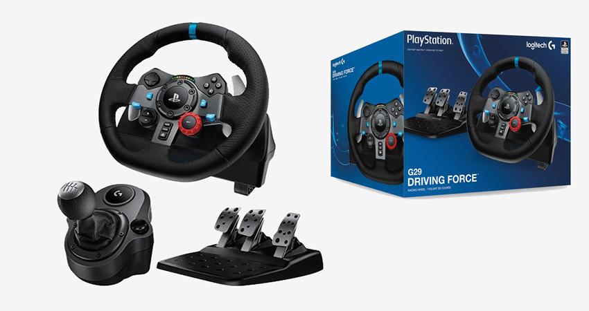 Logitech G29 Race Wheel