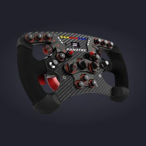 Fanatec Clubsport Steering Wheel Formula v2