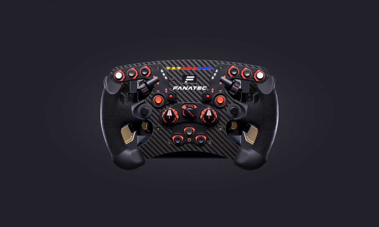 Fanatec Podium Racing Wheel Formula Xbox One