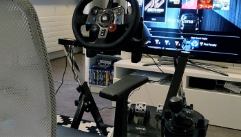 Best Racing Steering Wheel Stand (Review & Buying Guide) In 2020